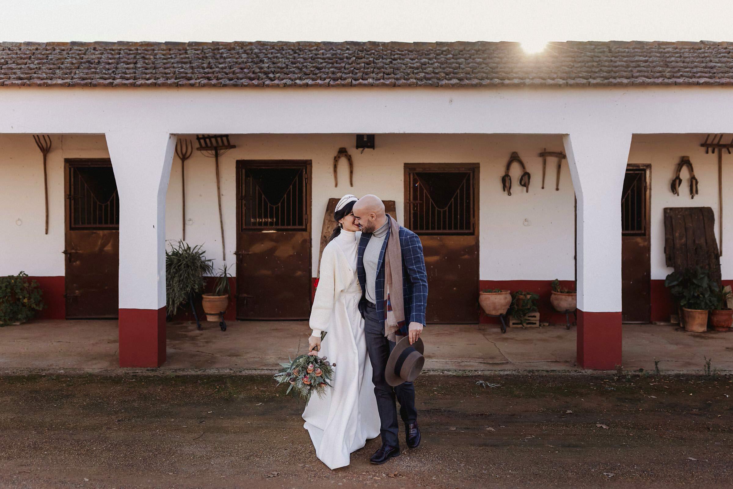 Boda de Invierno en una Casa Rural. Editorial Serendipity. Ernesto Naranjo